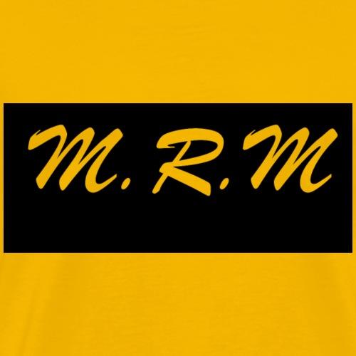 MRM - 2.0 symbol - Men's Premium T-Shirt