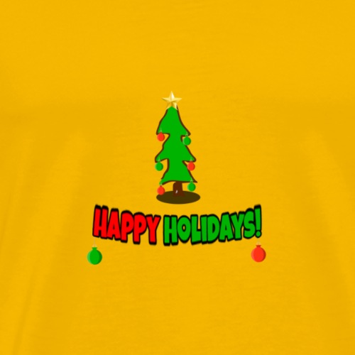Happy Holidays TSC - Men's Premium T-Shirt