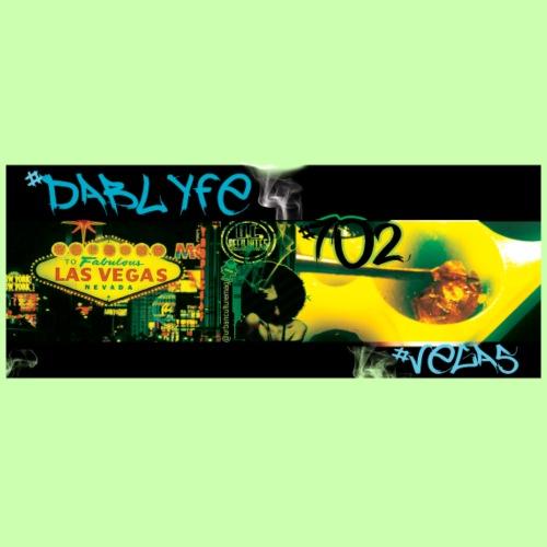 #Dablyfe 702 - Las Vegas - Men's Premium T-Shirt