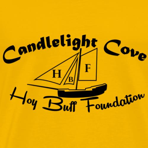 hoy buff foundation - Men's Premium T-Shirt
