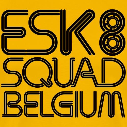Esk8Squad Belgium - Men's Premium T-Shirt