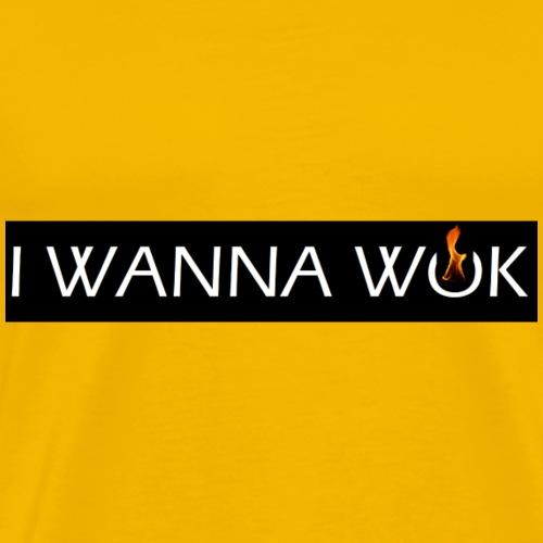 IWWflame - Men's Premium T-Shirt