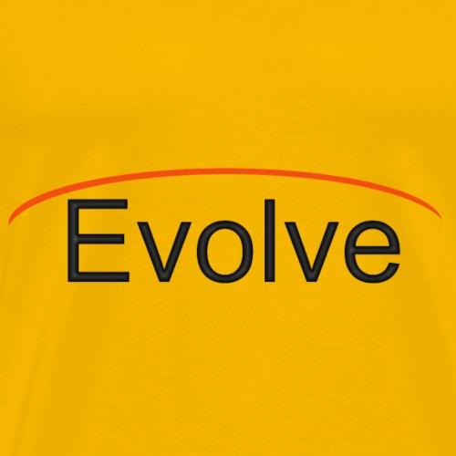 Evolve Logo - Men's Premium T-Shirt