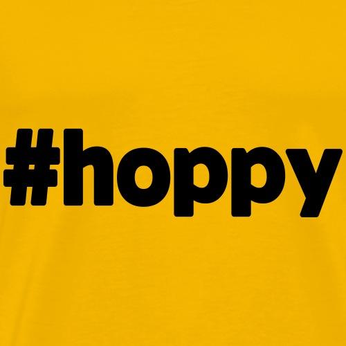hashtag hoppy - Men's Premium T-Shirt