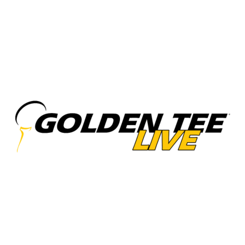 Golden Tee LIVE logo (2008 - present) - Men's Premium T-Shirt