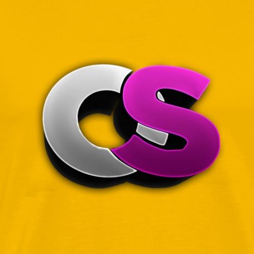 Oasis (Pink) - Men's Premium T-Shirt