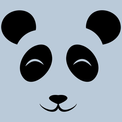 Happy Panda - Men's Premium T-Shirt