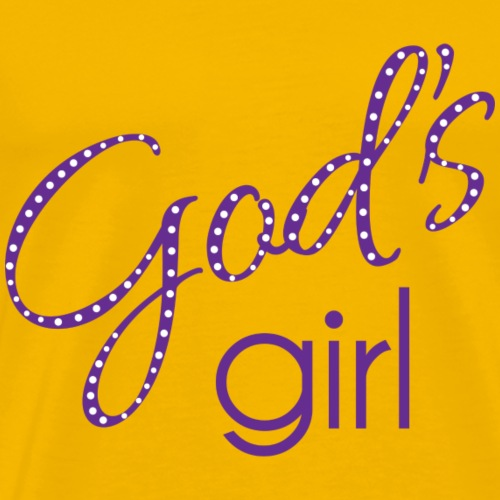 God's Girl - Men's Premium T-Shirt