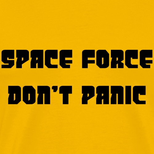 Space Force - Men's Premium T-Shirt