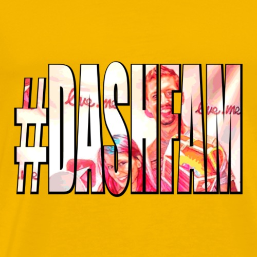 Dashfam Logo - Men's Premium T-Shirt