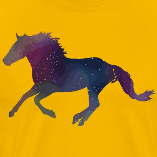 Rainbow Starhorse - Men's Premium T-Shirt