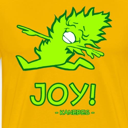Joy - Kanebes - - Men's Premium T-Shirt
