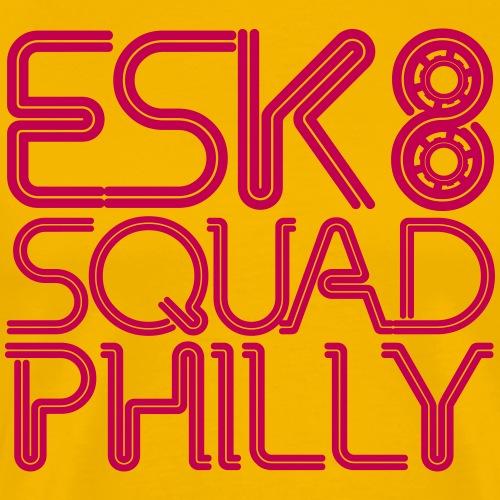 Esk8Squad Philly - Men's Premium T-Shirt