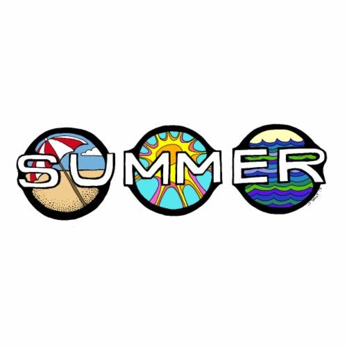 Welcome Summer! - Men's Premium T-Shirt