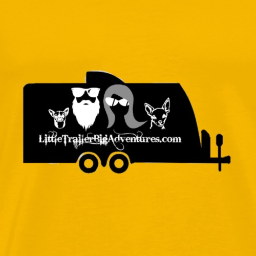 LTBA Trailer - Men's Premium T-Shirt