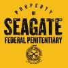 Seagate Federal Penitentiary - Men's Premium T-Shirt