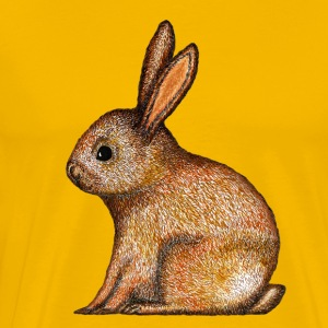 Easter Easterbunny rabbit Happy Easter Animal - Men's Premium T-Shirt