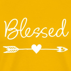 Feel Blessed - Men's Premium T-Shirt