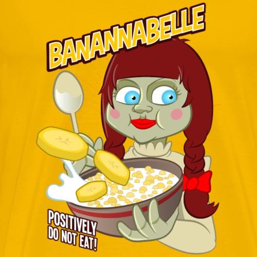 Banannabelle - Men's Premium T-Shirt