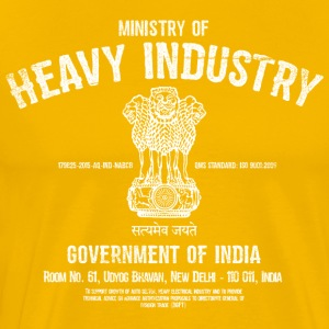 Ministry of Heavy Industry - Men's Premium T-Shirt
