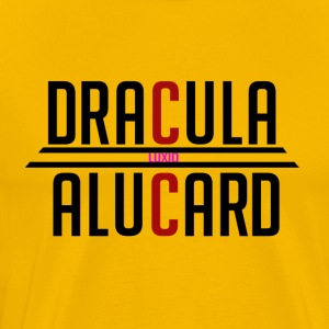 Dracula Or Alucard - Men's Premium T-Shirt