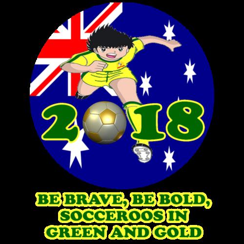 Australia World Cup Champions 2018 - Men's Premium T-Shirt