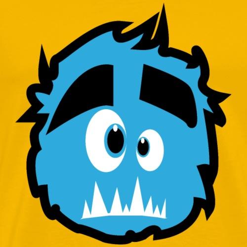 Monster, hmm okay! - Men's Premium T-Shirt