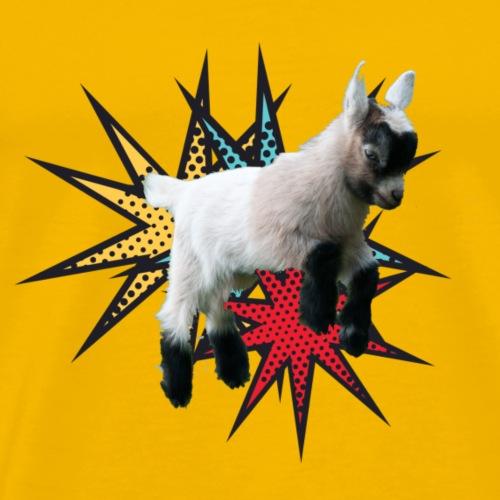 Baby Goat - Men's Premium T-Shirt