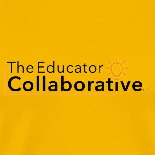 The Educator Collaborative logo - Men's Premium T-Shirt