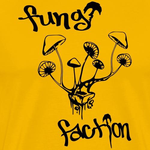 Mushrooms - Fungi Faction - Men's Premium T-Shirt