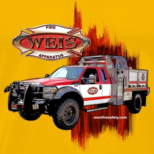 Weis Fire Apparatus - Men's Premium T-Shirt
