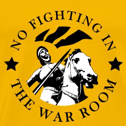 Motto - Joan of Arc - Men's Premium T-Shirt
