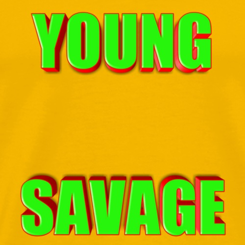 Young - Men's Premium T-Shirt