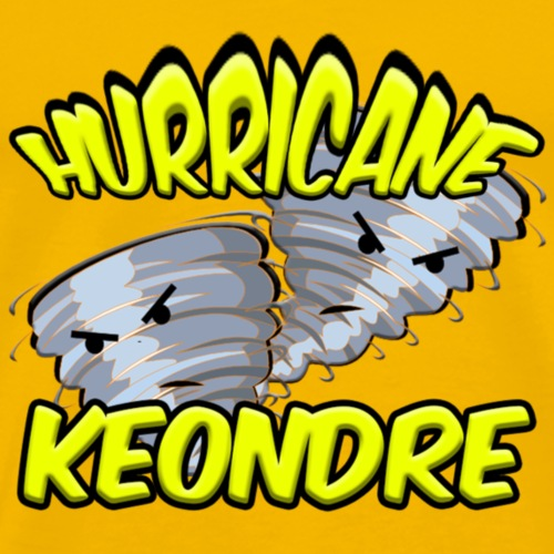 HURRICANE KEONDRE - Men's Premium T-Shirt