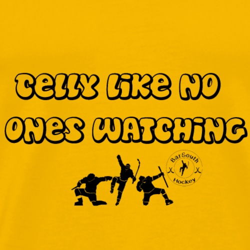 cellylike_no_ones_watching - Men's Premium T-Shirt