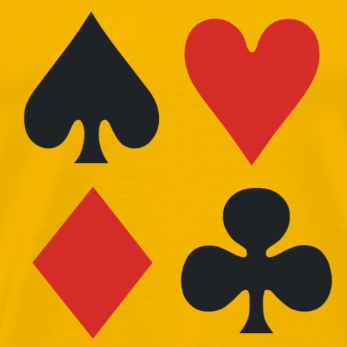 Poker Fan - Men's Premium T-Shirt