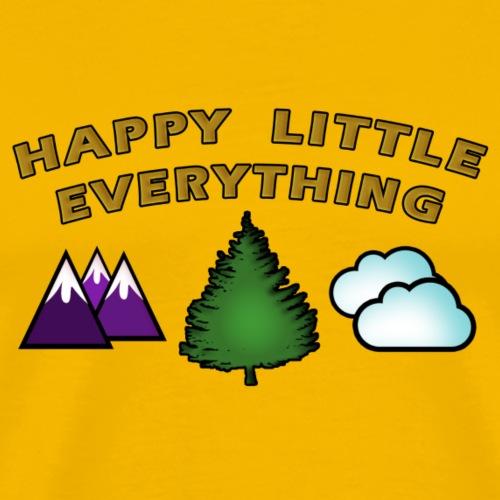 Happy Little Everything - Men's Premium T-Shirt