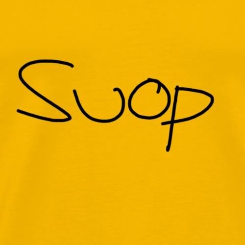 suop logo - Men's Premium T-Shirt