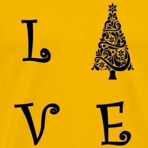 LOVE52 - Men's Premium T-Shirt