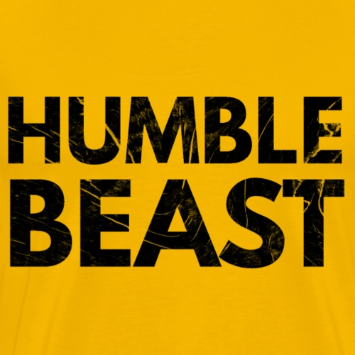 Humble Beast - Men's Premium T-Shirt