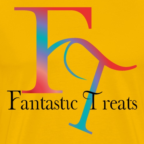 Fantastic Treats Drinks-Snacks-Candies-Fruit - Men's Premium T-Shirt