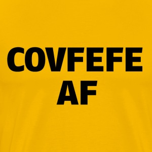 Covfefe T-shirt - Men's Premium T-Shirt