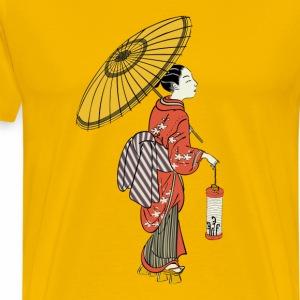 yamaguchi - Men's Premium T-Shirt