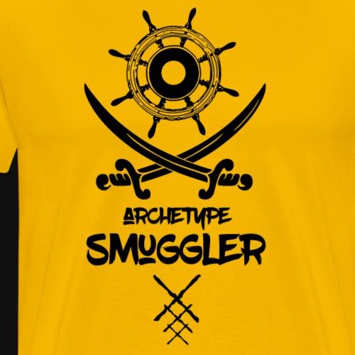 Archetype Smuggler - Men's Premium T-Shirt