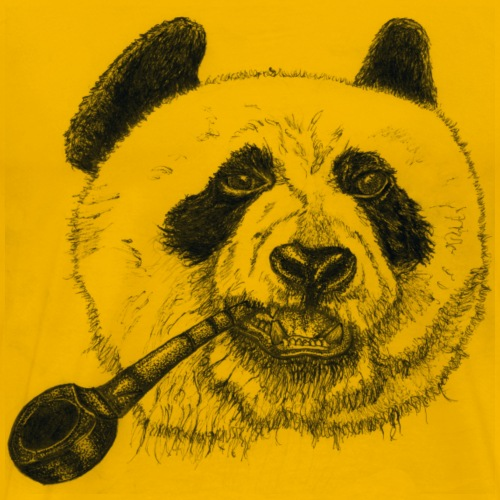 GRANDPANDA - Men's Premium T-Shirt