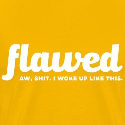 Flawed - Men's Premium T-Shirt