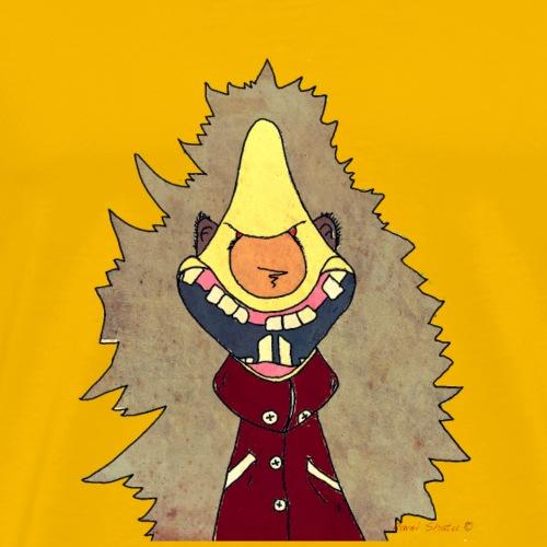 Monk - Men's Premium T-Shirt