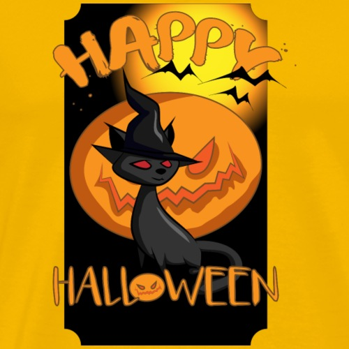 Halloween design - Men's Premium T-Shirt