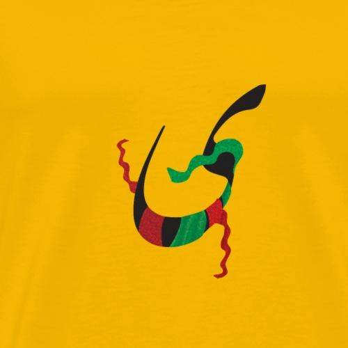 T-shirt_ letter_Y - Men's Premium T-Shirt
