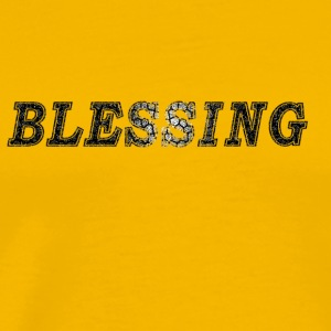 blessing - Men's Premium T-Shirt
